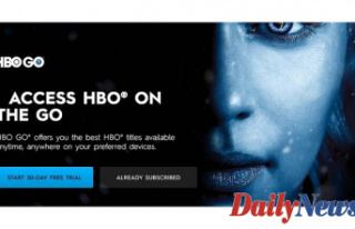 Activate HBO GO on Apple TV