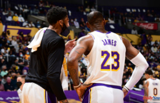 Anthony Davis injury Affects complexion of Suns-Lakers...