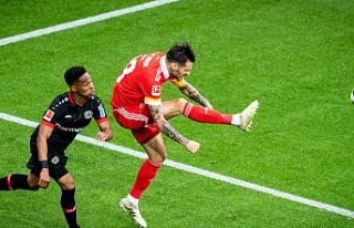 Bayer 04 Leverkusen - 1. FC Union Berlin 1-1 - Pohjanpalo...