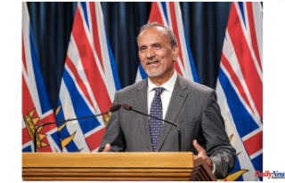 B.C.'s minimum wage Rises to $15.20 an hour June...