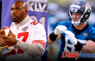 Brandon Jacobs has not played an NFL game since 2013,...
