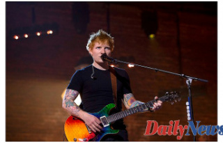 Ed Sheeran, Coldplay and AJ Tracey are among the artists...
