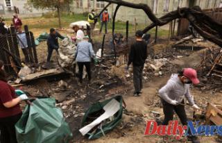 Homeless encampments Accounts for 54 Percent of Flames...