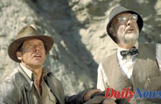 """Indiana Jones and the Last Crusade"" on Netflix:..."