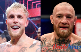 Jake Paul Could'beat the s--t' from Conor...