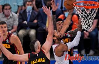 Knicks vs. Hawks score: Trae Young, Atlanta dominate...