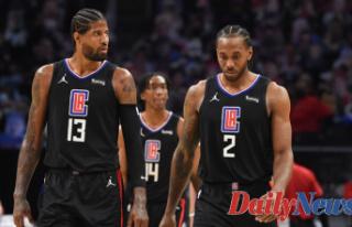 LA Clippers State'no Issue' despite falling...