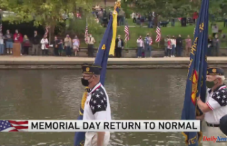 Naperville Memorial Day parade Contributes to scaled-back...