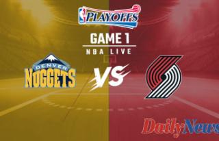 Nuggets vs. Blazers score: Live NBA playoff Upgrades...