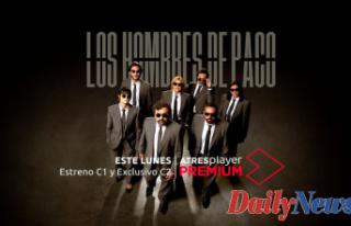 'Paco's men' returns through the front...