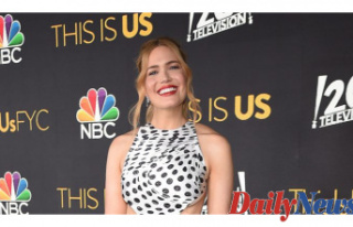 'That Is Us' Stars On Shooting Parts Of...