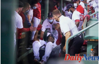 Vaccination rate Drops: Red Sox Should continue with...