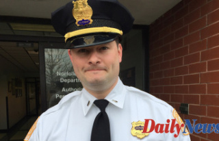Virginia police lieutenant fired for Committing to...