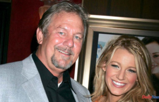 Actor Ernie Lively, Blake Lively's Dad, has died...