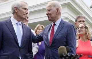 After a walk-back, bipartisan infrastructure deals...