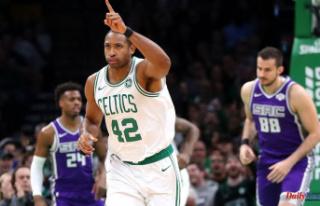 Al Horford, Celtics' coach, said that it's...