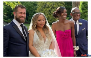 Al Roker's daughter Has married Before the'Today'...