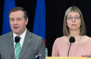 Alberta moves up Deadline to give 2nd doses of COVID-19...