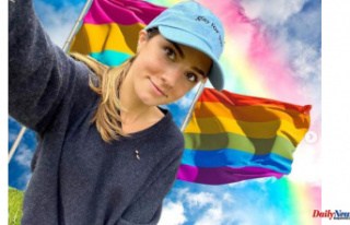 Bisexual visibility Increase as Michaela Kennedy-Cuomo...