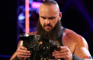 Braun Strowman, Aleister Black One of five wrestlers...