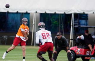 Bucs coaches believe they Obtained a Little Luck in...