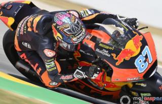 Catalunya Moto2: Gardner Moves team-mate Fernandez...