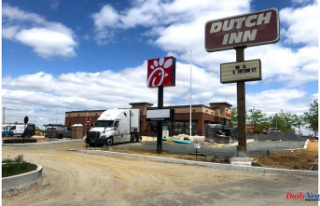 Chick-fil-A announces opening date for Dinner Nearby...