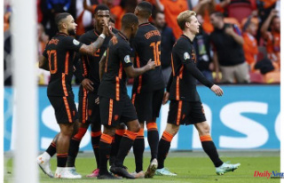 Depay, Wijnaldum score, Netherlands Defeats NMacedonia...