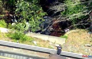 Driver Killed When Vehicle Drives Into Eel River at...