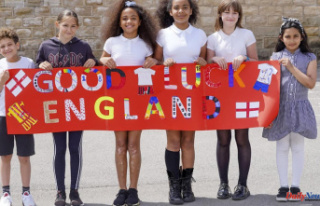 England footballers' former schools Deliver messages...
