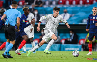 France 1-0 Germany: First reactions and observations