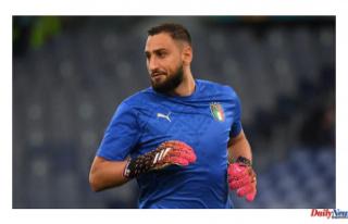 Gianluigi Donnarumma joins PSG as Gianluigi Buffon...