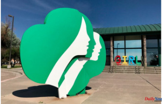 Girl Scouts say That They have 15 million boxes of...