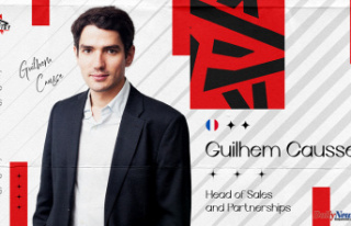Guilhem Causse joins Prodigy Agency as Head of Sales...