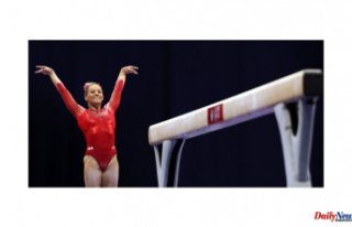 Gymnast MyKayla Skinner was admitted to the hospital...