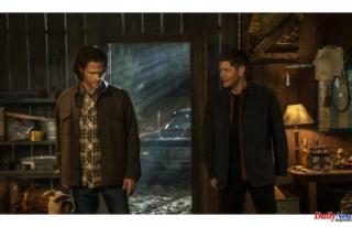"Jared Padalecki ""Bummed"" About ""Supernatural""..."