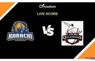 KAR vs LAH Match 27 Reside cricket scoreball Remarks,...