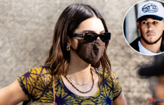 Kendall Jenner supports Devin Booker's boyfriend...