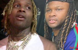 LIL DURKBROTHER OTF DTHANG DEAD AT 32Reportedly Shot...