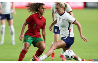 Lindsey Horan's USWNT showing vs. Portugal could...