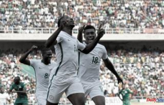 LIVE: Nigeria 0-1 Cameroon (International friendly...