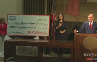 Louisiana announces $1 million vaccine lottery
