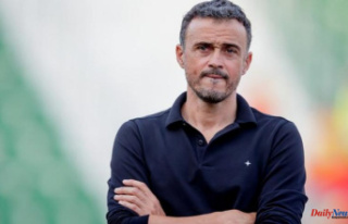Luis Enrique: Tragedy and ruthlessness Supporting...