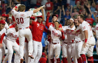 Luke Williams' walk-off homer is Exactly what...