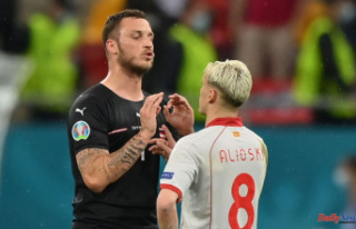 Many Escapes from the scandal of star Marko Arnautovic