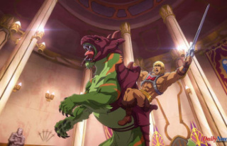 Masters of the Universe: Revelation's Initial...