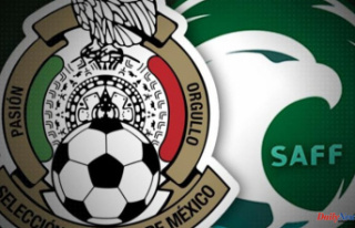 Mexico vs Saudi Arabia: Official lineups of This friendly...