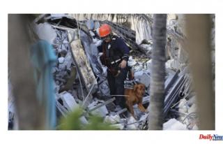 Miami Building Collapse: One dead, rescue crews report...