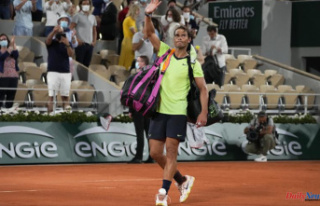 Nadal, Osaka out Both for Wimbledon; she Will Visit...