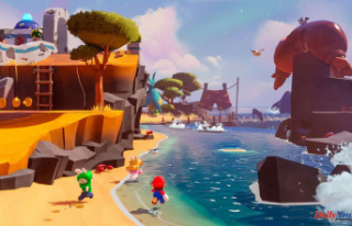 Nintendo Escapes Fresh Mario + Rabbids Match on its...